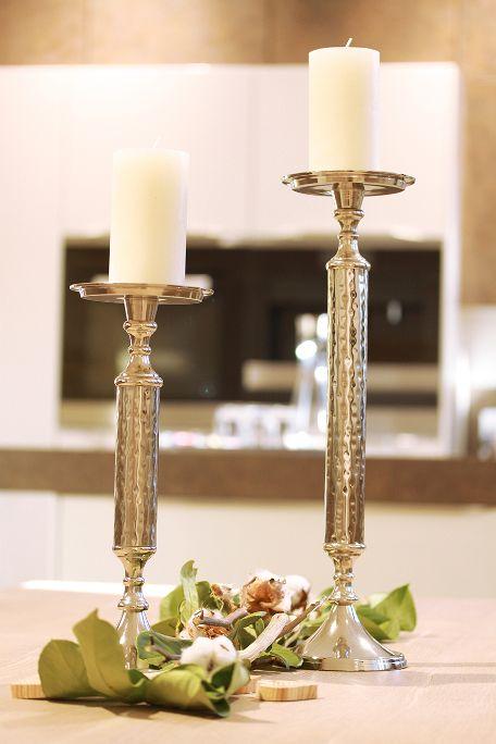 Stilvolle Kerzenhalter