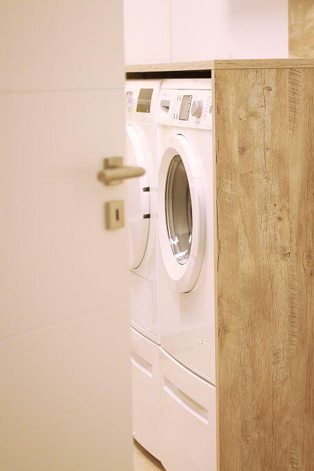 Moderne Waschgeräte