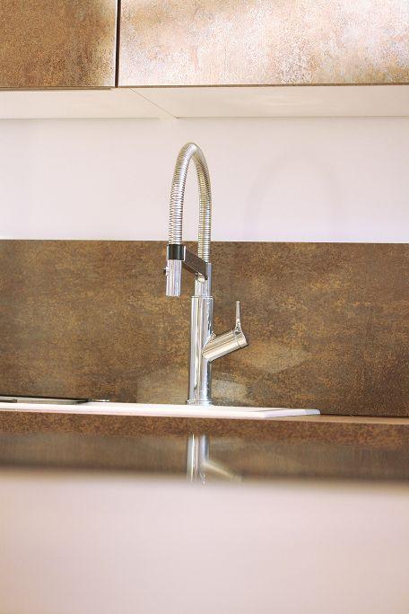 Flexibler Wasserhahn